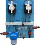 система дозирования и контроля ph/cl pool guard 3 etatron